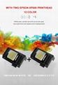 全自動帶有雙打印頭的A3 + 3060 UV打印機 6