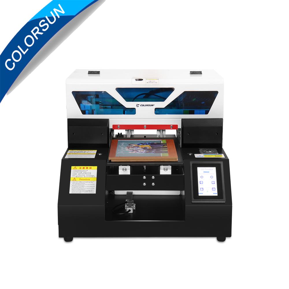 新款全自动A4UV打印机6种颜色A1830 1