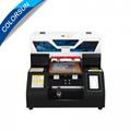新款全自動A4UV打印機6種顏