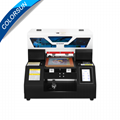 New full automatic A4 UV Printer for 6 color A1830