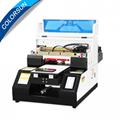 新款全自动A4UV打印机6种颜色A1830 2