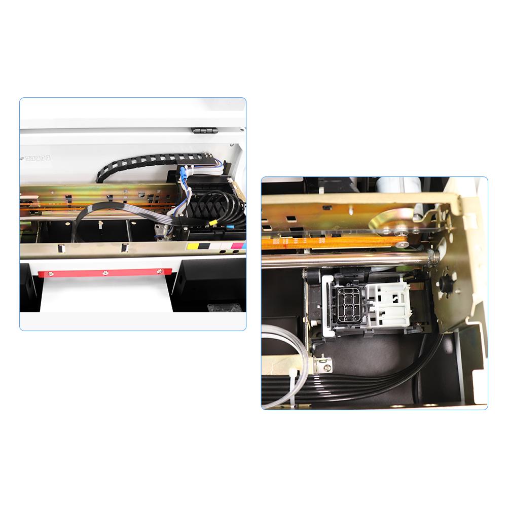 新款全自动A4UV打印机6种颜色A1830 5