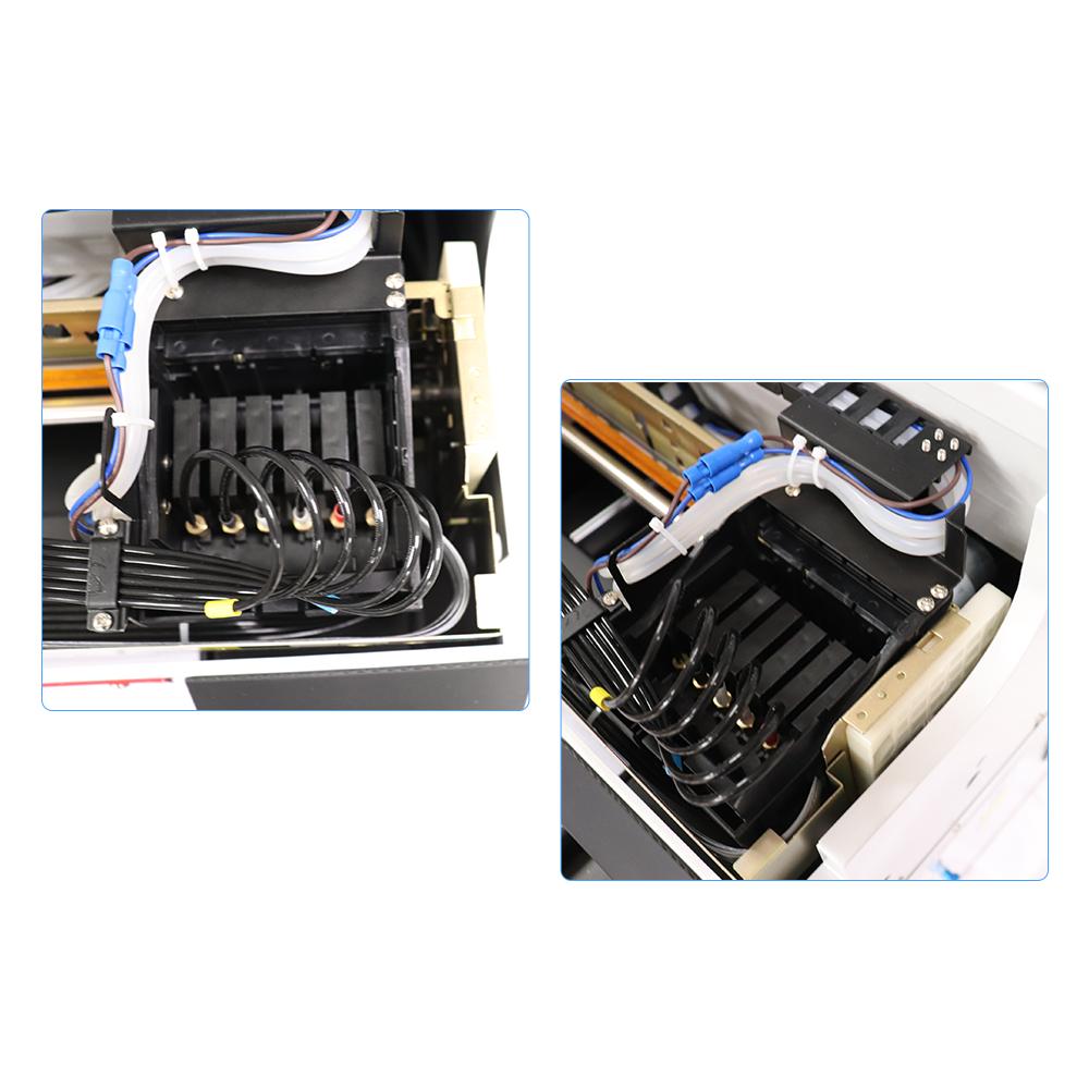 新款全自动A4UV打印机6种颜色A1830 6