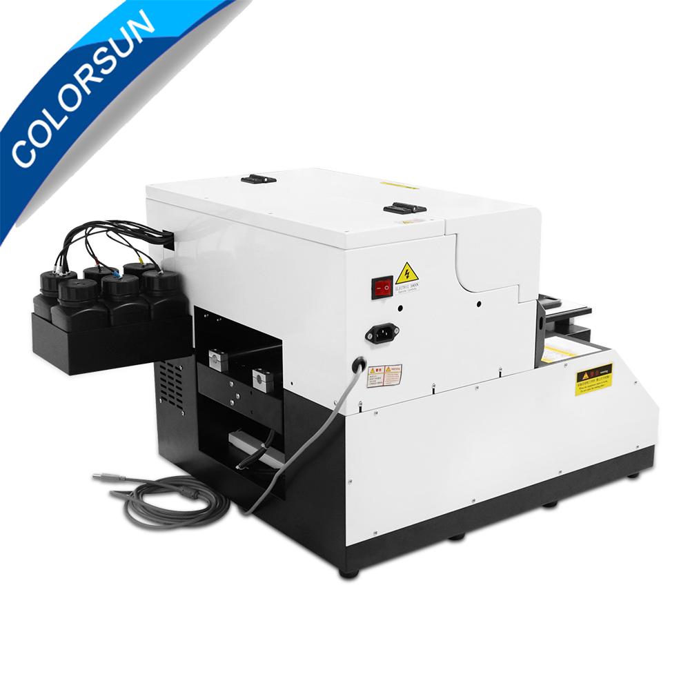 新款全自動A4UV打印機6種顏色A1830 4