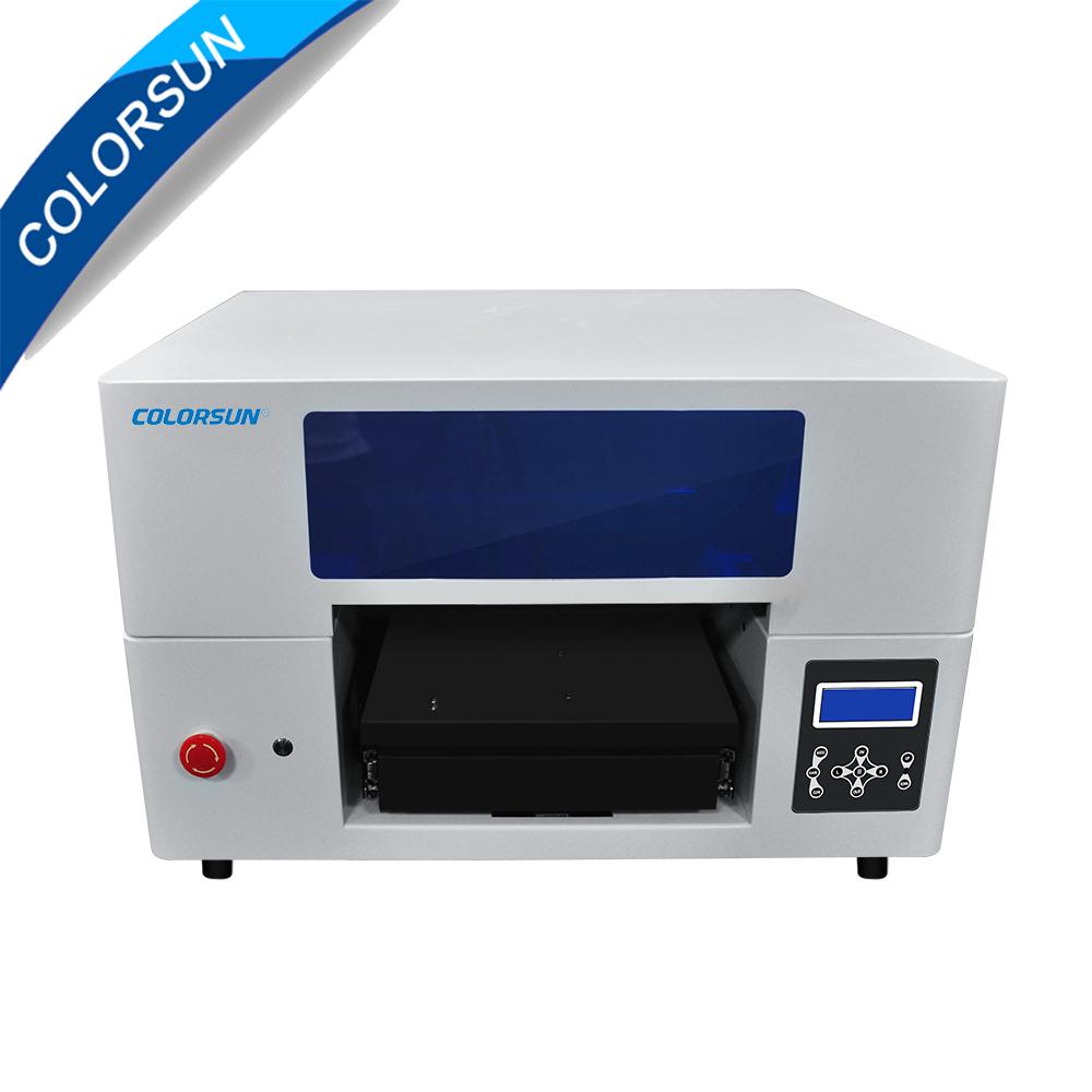2020年新款双工位2939DTG平板打印机 1