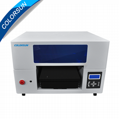 2020 New  Double station 2939DTG  Flatbed Printer