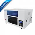 2020年新款双工位2939DTG平板打印机 2