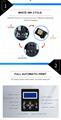 2020 NEW Automatic 3360 UV plus with single printhead