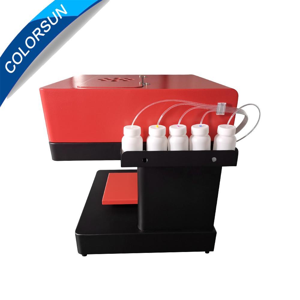 2020年新款CSC1-4 CISS四杯咖啡打印機 2