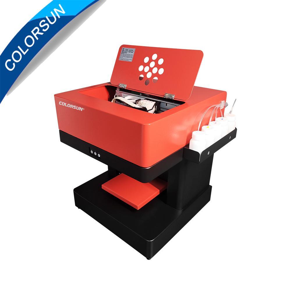 2020年新款CSC1-4 CISS四杯咖啡打印機 3