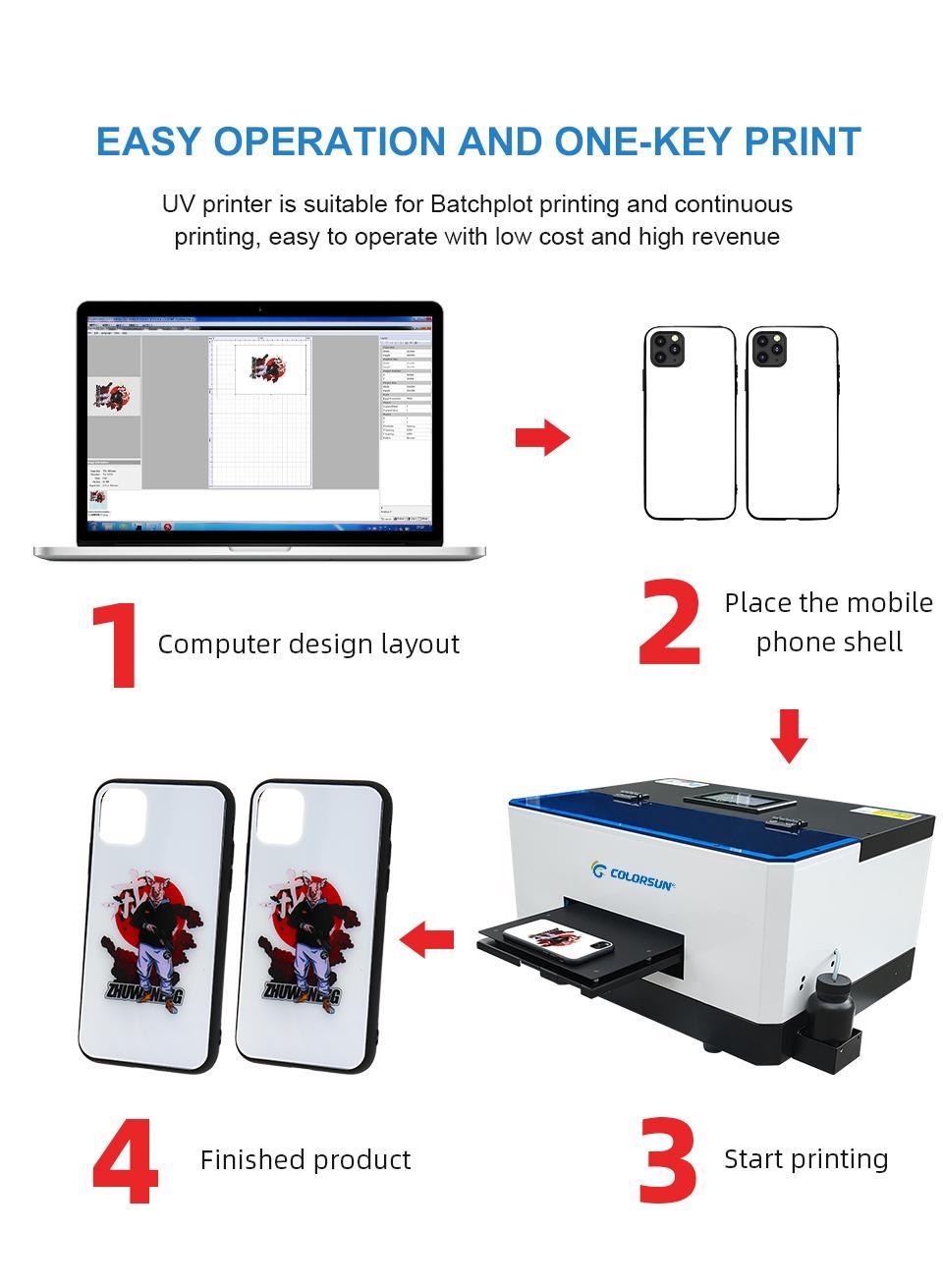 迷你uv手机壳打印机 10