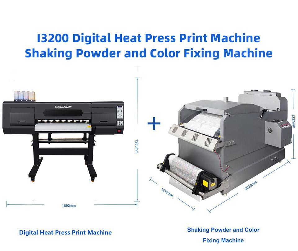 数码烫画打印机+抖粉机 6