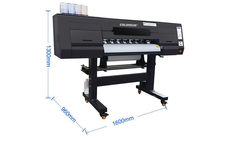 数码烫画打印机+抖粉机 9