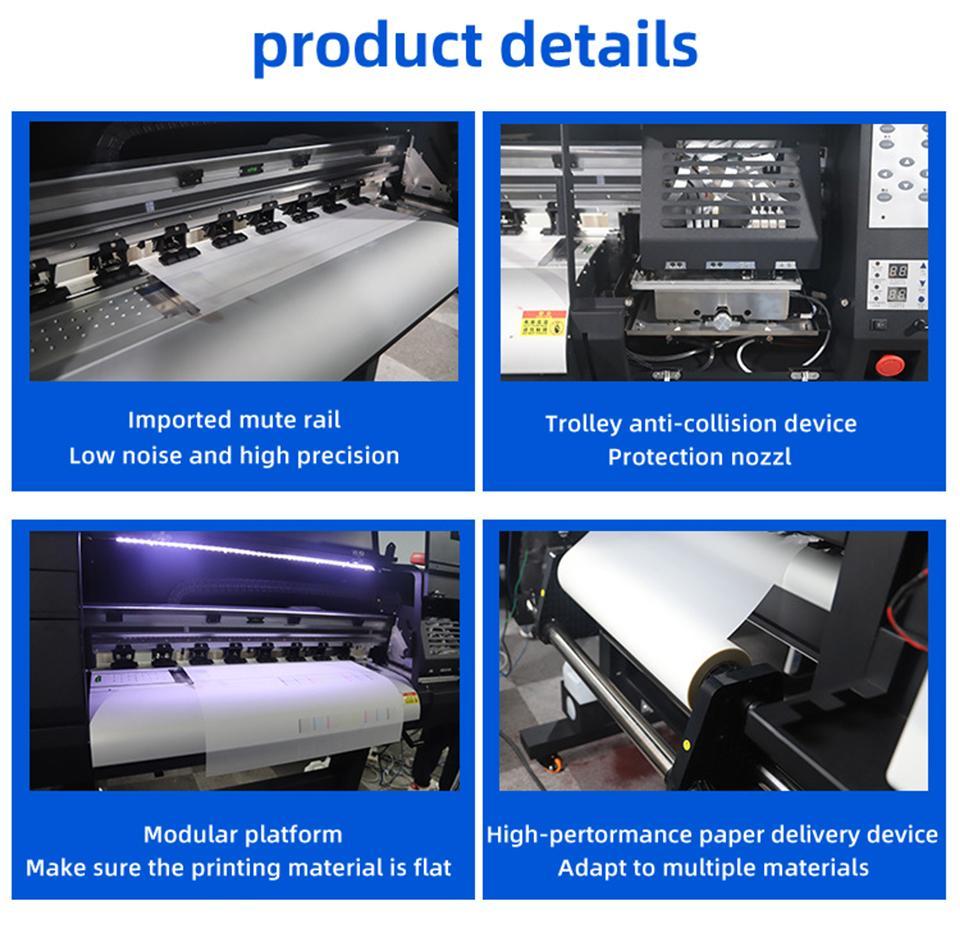 数码烫画打印机+抖粉机 10