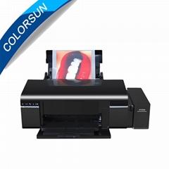 A4 L805 DTF print