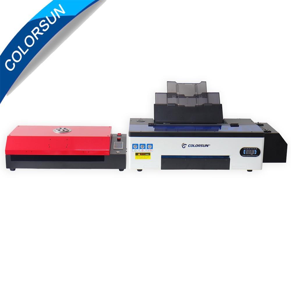 A3 R1390 DTF打印机+A3 PET覆膜机 1