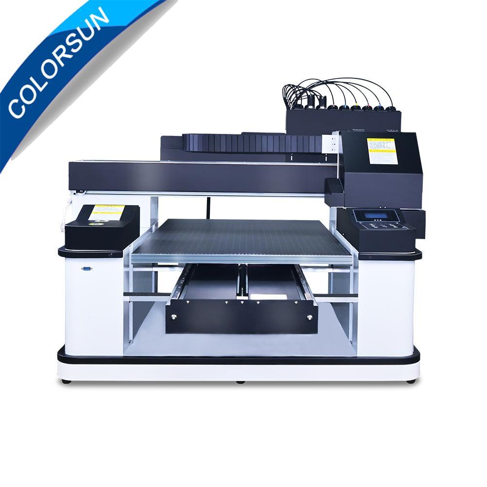 2021 NEW automatic 6090uv printer 1