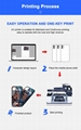 2021 NEW automatic 6090uv printer 10