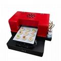 A4 Food Printer Fondant Cake Macaroons Food Printer with edible ink 2