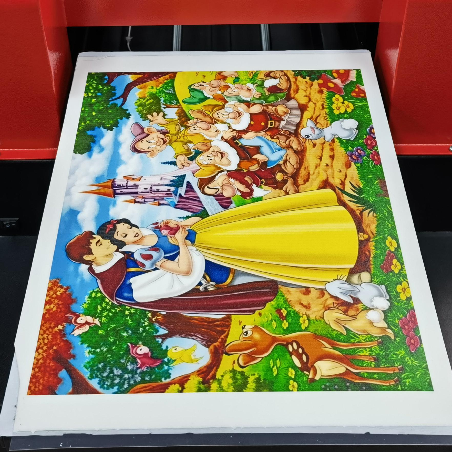 A4 Food Printer Fondant Cake Macaroons Food Printer with edible ink 4