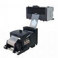 30cm Pet film DTF XP600 T shirt printer