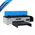 DX5 R2000 DTF printer clothes T shirt hoodie shoes sweater A3 DTF printing machi