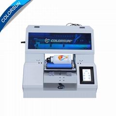 全自动 A4UV MAX 打印机 3d uv 平板打印机印刷店机器