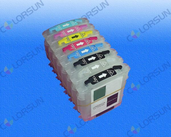 HP无海棉填充/连供墨盒 2