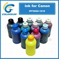 Water based pigment ink for Canon