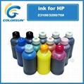 For HP Z3200 Plotter Inkjet Dye Inks