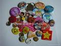 badge making machine (Plastic)