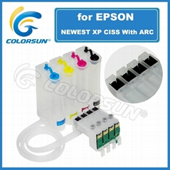 NEW Arrival XP Series CISS for Epson XP103/203/207/303/306/406/33 with ARC