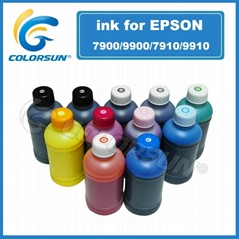 New !! Pigment ink for use with Epson 7890 9890 7900 9900