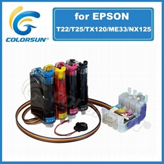 S22/SX125/SX420/SX425 Continuous Ink Supply System