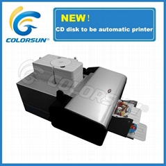Automatic printer for CD