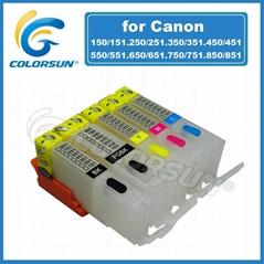 RC for Canon PGI150/CLI151, Pixma IP7210MG5410/MX721/MX921/MG6310
