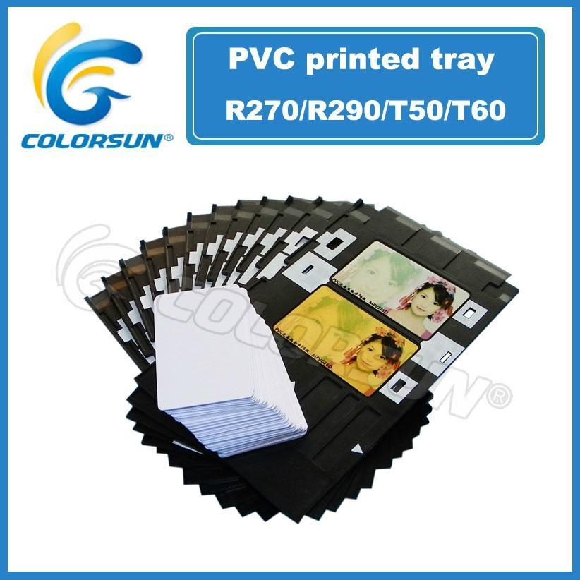 PVC 打印卡盤 1