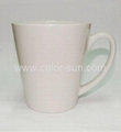 17oz Taper Color Changing Mug