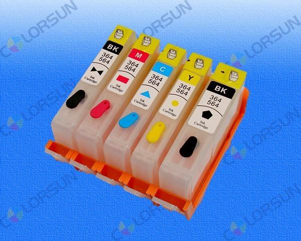 HP D5468填充墨盒 1