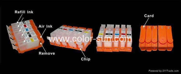Canon IP3680/IP4680填充墨盒 4