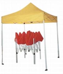 折叠户外休闲帐篷广告蓬