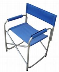 沙灘折疊廣告椅