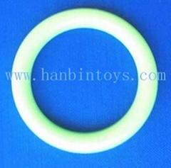 塑胶环塑胶圈塑料手圈塑料手环圆环玩具配件