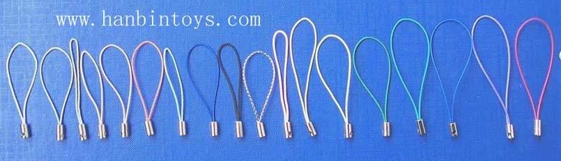塑胶弹簧手机绳手机挂饰手机挂绳 1