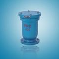 Air release valve WCB/DI/SS