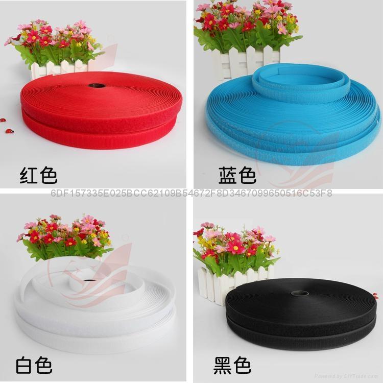 最熱銷售產品滌綸環保型 粘扣帶 4