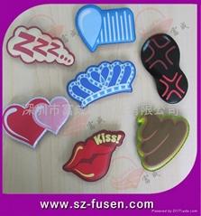 Velcro hair rollers