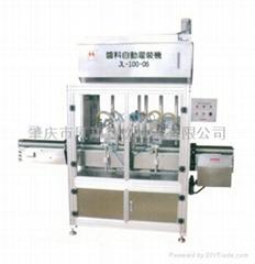 (JL-100-06) 酱料自动灌装机