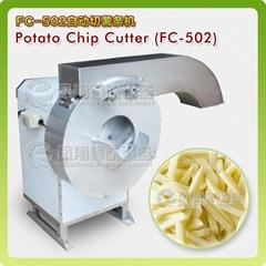 (FC-502) Potato Chip Cutter & video