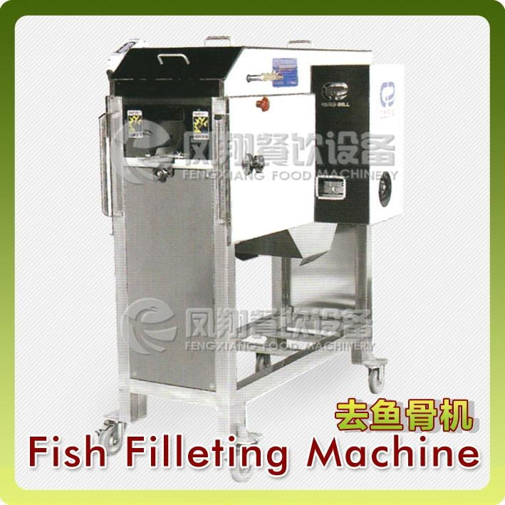 Gb 180 fish filleting machine fish processing machine for Fish fillet machine